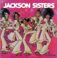 Jackson Sisters : Jackson Sisters (LP/reissue)