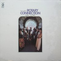 The New Rotary Connection : Hey, Love (LP/USED/EX--)