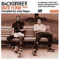 V.A. (Joey Negro) : Backstreet Brit Funk Vol.2 Part Two (2LP)