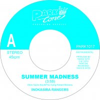 "井の頭レンジャーズ:Summer Madness / A Summer Place (7"")"