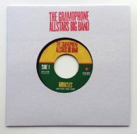 "The Gramophone Allstars Big Band : Miracles / Funky Kingston (7"")"