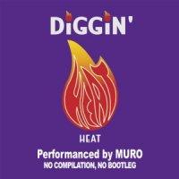 MURO : Diggin' Heat - Remaster Edition (2MIX-CD/紙ジャケ)