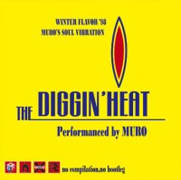 MURO : Diggin' Heat Winter Flavor '98 - Remaster Edition (2MIX-CD)