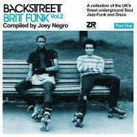 V.A. (Joey Negro) : Backstreet Brit Funk Vol.2 Part One (2LP)