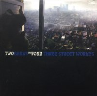 Two Banks Of Four : Three Street Worlds (2LP/USED/VG)