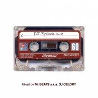 Mr.BEATS a.k.a. DJ CELORY : DJ Spinna Mix (MIX-CD)