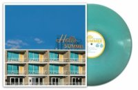 Pat Van Dyke : Hello, Summer (LP/Blue Vinyl/Download Card)