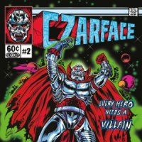 CZARFACE (Inspectah Deck/7L & Esoteric): Every Hero Needs A Villain (2LP/BOOK)