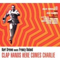 Karl Drewo meets Francy Boland : Clap Hands Here Comes Charlie (CD/USED/NM)