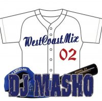 DJ MASHO : WEST COAST MIX VOL.2 (MIX-CD)