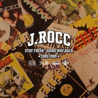 J.ROCC : Stay Fresh - Going Way Back 83-89 (MIX-CD)