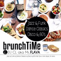 DJ CL a.k.a Mr.FLAVA : brunch TiMe (MIX-CD)