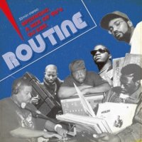 DJ EBE : ROUTINE (MIX-CD)