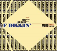 MURO & Lord Finesse : King Of Diggin No.5 (2MIX-CD)