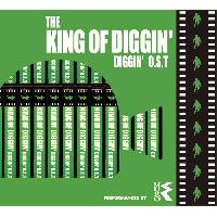 MURO : King Of Diggin No.6 - Diggin' O.S.T. (2MIX-CD)