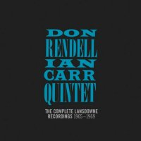 予約商品・THE DON RENDELL/IAN CARR QUINTET The Complete Lansdowne Recordings 1965-1969 (5LP/180g/Box Set)