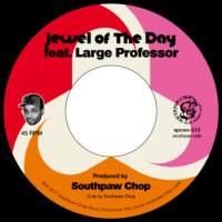 SOUTHPAW CHOP : JEWEL OF THE DAY feat. Large Professor (7