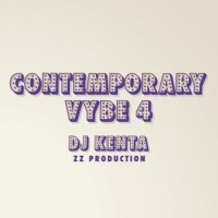 DJ KENTA(ZZ PRODUCTION) : Contemporary Vybe4 (MIX-CD)