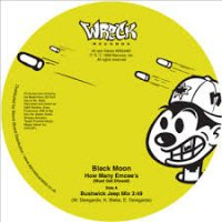 "BLACK MOON : HOW MANY EMCEE'S (MUST GET DISSED) (7"")"