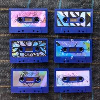 LADI & タツシ : NSC Mix Tape (Cassette Tape/DLコード/巾着袋/バッジ付き)