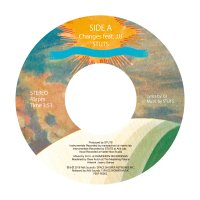 "STUTS : Changes feat. JJJ / FANTASIA feat. 一十三十一 (7"")"