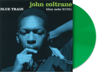 JOHN COLTRANE : Blue Train (LP/color vinyl)