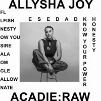 Allysha Joy : Acadie:Raw (LP)