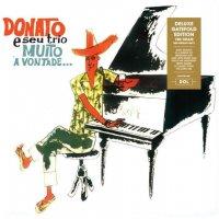 Joao Donato : Muito A Vntade (LP/reissue)