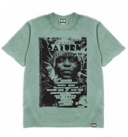 予約商品・101 Apparel : SUN RA - SATURN (T-Shirts+DJ MIX DL code/Atlantic Green)