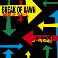 DJ KAAMEN : BREAK OF DAWN (MIX-CD)