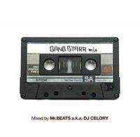 Mr.BEATS a.k.a. DJ CELORY : Gang Starr Mix (MIX-CD)