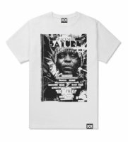 101 Apparel : SUN RA - SATURN (T-Shirts+DJ MIX DL code/white)