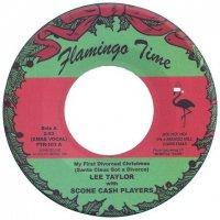 "Scone Cash Players : Scone Cold Christmas (7""/color vinyl)"