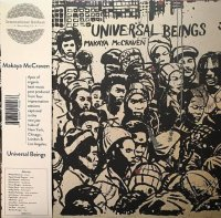 MAKAYA McCRAVEN : Universal Beings (2LP/with Obi)