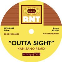 Kan Sano / Freddie Joachim : Outta Sight (7