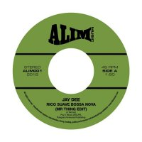 "Jay Dee a.k.a. J Dilla : Rico Suave Bossa Nova (Mr Thing Edit) (7"")"