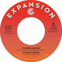 予約商品・SPYDER TURNER : I'VE BEEN WAITIN' / GET DOWN (7