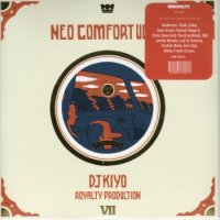 DJ KIYO : NEO COMFORT 7 - sunset cruise - (MIX-CD)