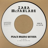 "Zara McFarlane : Peace Begins Within (7"")"