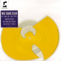 "Wu-Tang Clan : C.R.E.A.M. / Da Mystery Of Chessboxin' (7"")"