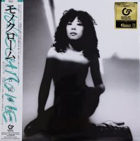 吉田美奈子 - Minako Yoshida : MONOCHROME (LP/reissue/with Obi)