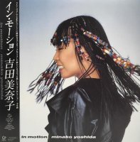 吉田美奈子 - Minako Yoshida : IN MOTION (LP/reissue/with Obi)