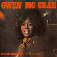 "Gwen McCrae : 90% Of Me Is You (Funky Soul Brother Edit)(7"")"