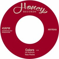 "Yasu-Pacino : Colors EP - 300pcs LTD (7"")"