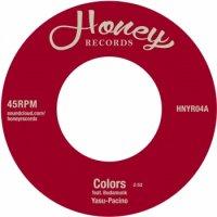"""Yasu-Pacino : Colors EP - 300pcs LTD (7"""")"""