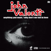 "John Valenti : Anything You Want / Why Don't We Fall In Love (7"")"