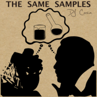 DJ CASIN : The Same Samples (MIX-CDR/特殊ジャケット)