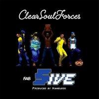 Clear Soul Forces : Fab Five (2LP)