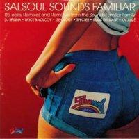 """V.A. (KAI ALCE / GE OLOGY / DJ SPINNA) : SALSOUL SOUNDS FAMILAR (12""""x2)"""