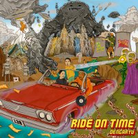 田我流:Ride On Time (2LP)